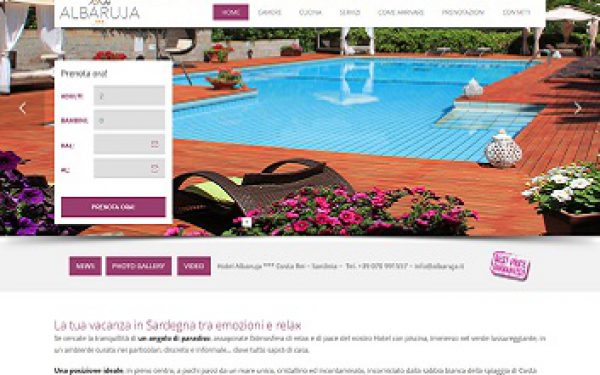Hotel Albaruja